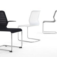 How To Chair The Meeting White Ladder Back Chairs Fuse Visitor Richardsons Office Furniture And Supplies