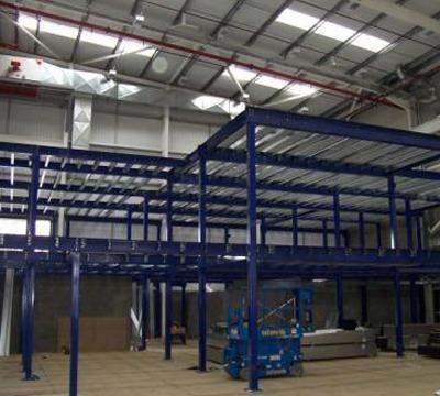 Mezzanine Floors Richardsons Shelving  Racking Storage