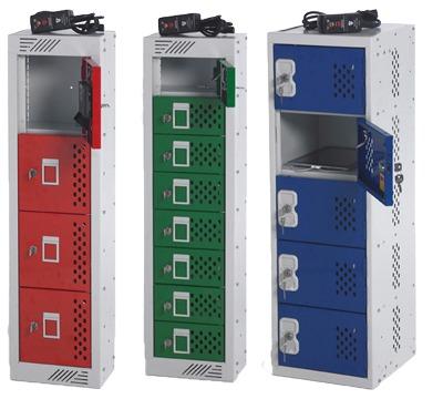 Mobile Phone Charging Lockers Richardsons Shelving