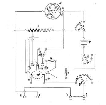 Battery Circuit Breaker Diagram Battery Series Circuit