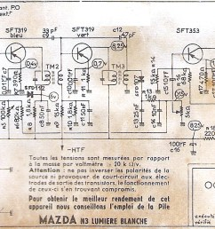 schematic diagram of transistor radio [ 1841 x 822 Pixel ]