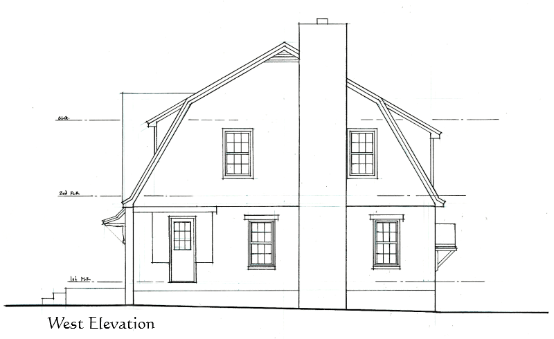 Measured Drawing Services Richard Toyne Architect