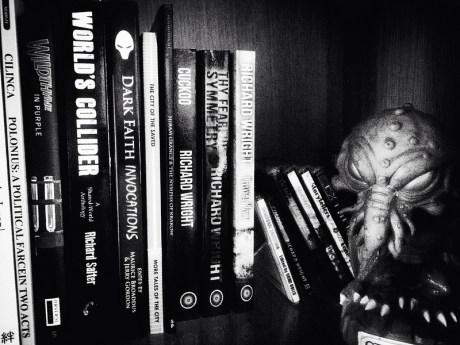 Books & Cthulu