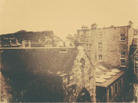 Edinburgh Above