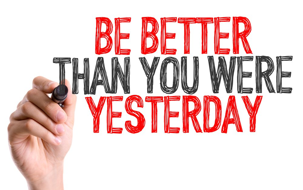 What's Stopping You From Being Better At…