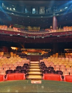 Every element of the theatre was meticulously designed and crafted by cirque du soleil itself becomes  character sleek feminine also le grand chapiteau zumanity rh richasi