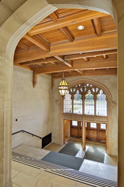 GuggenheimUW RICHAVEN Architecture  Preservation