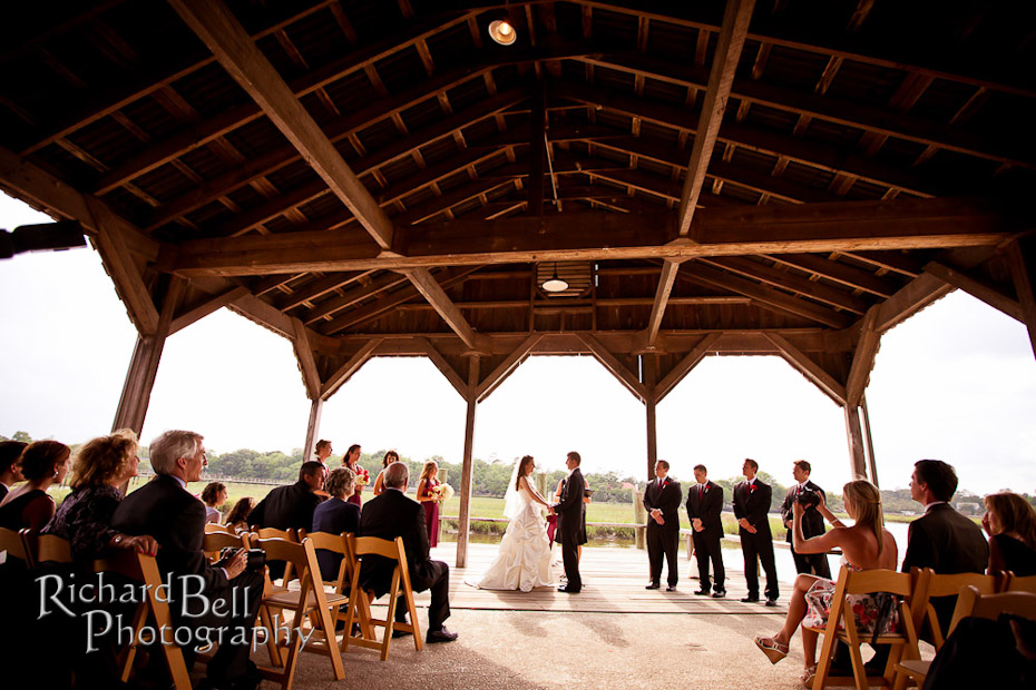 Rich Bell Photography  Charleston Wedding Photography  Christina and Matts Wedding Day at