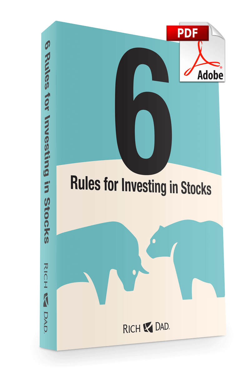 6 rules for investing