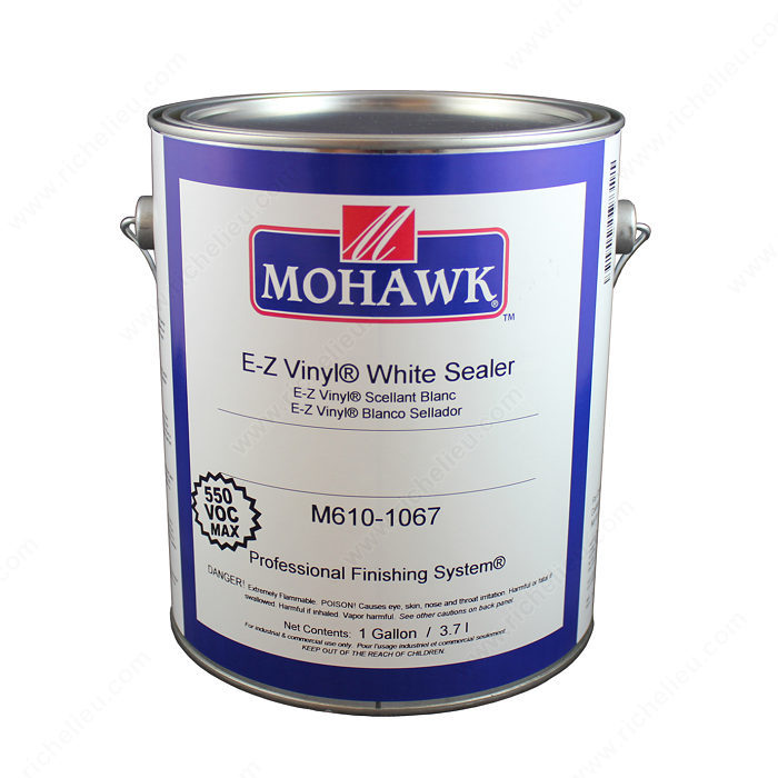 Vinyl Sealer For Wood
