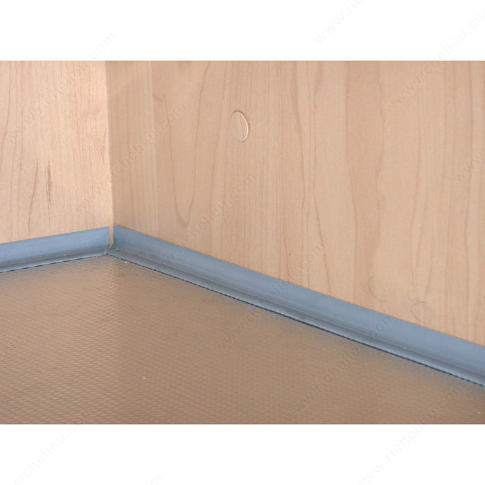 gasket for aluminum undersink mat