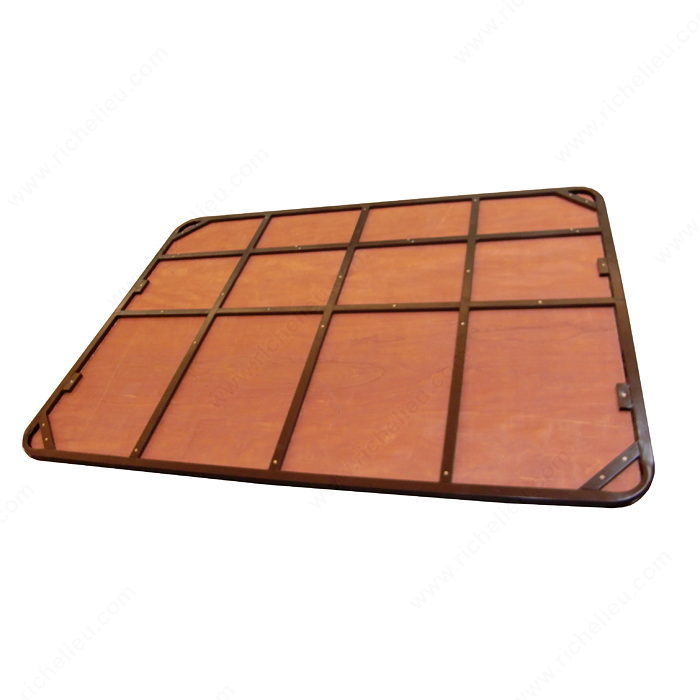 Plywood Bed Base Static Load Rating 400 Kg Richelieu