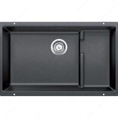 Blanco Kitchen Sink Minnesota Cabinets Precis Cascade Richelieu Hardware