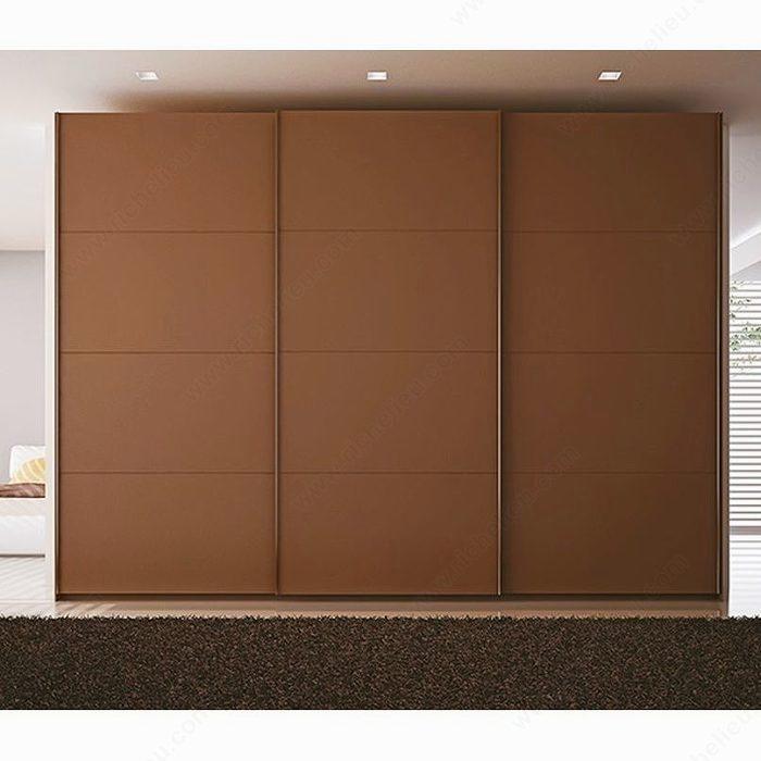 Sliding System for Closet Cabinet Doors PS48  Richelieu