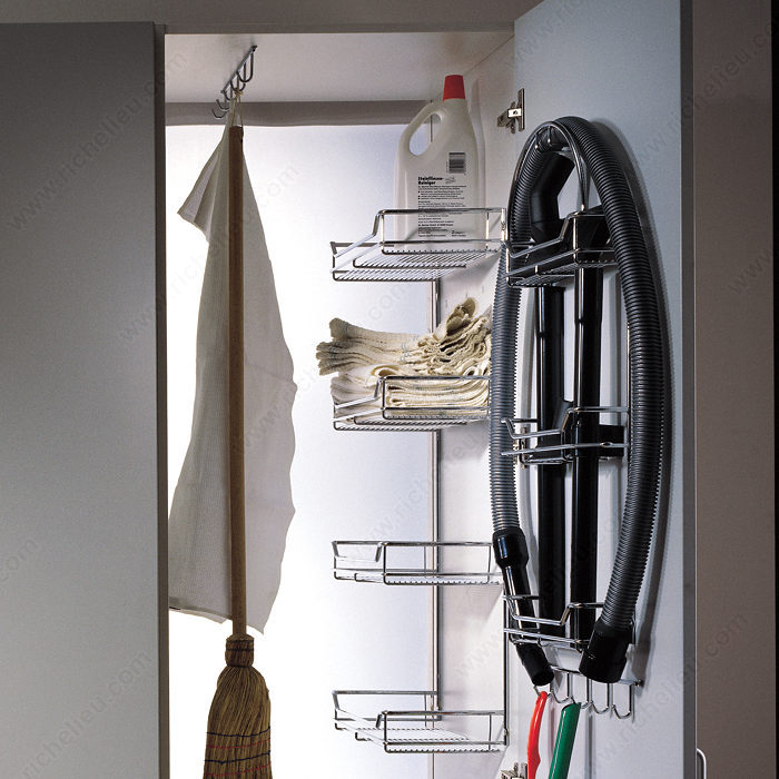 Vacuum Hose Holder