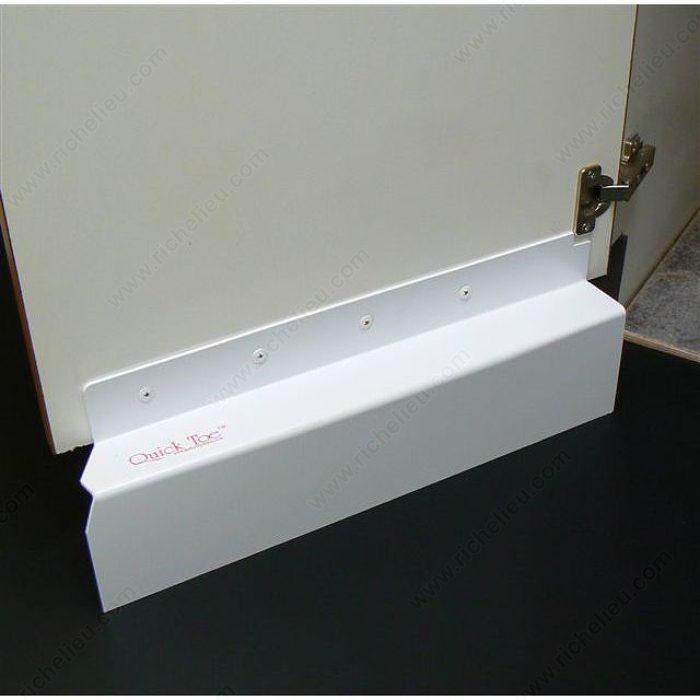 movable cabinets kitchen cabinet veneer quick toe - richelieu hardware