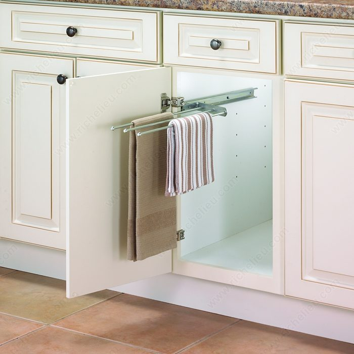 pull out towel bar richelieu hardware