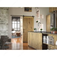 Traditional Decorative Corner Bracket for Barn Door - 9544 ...
