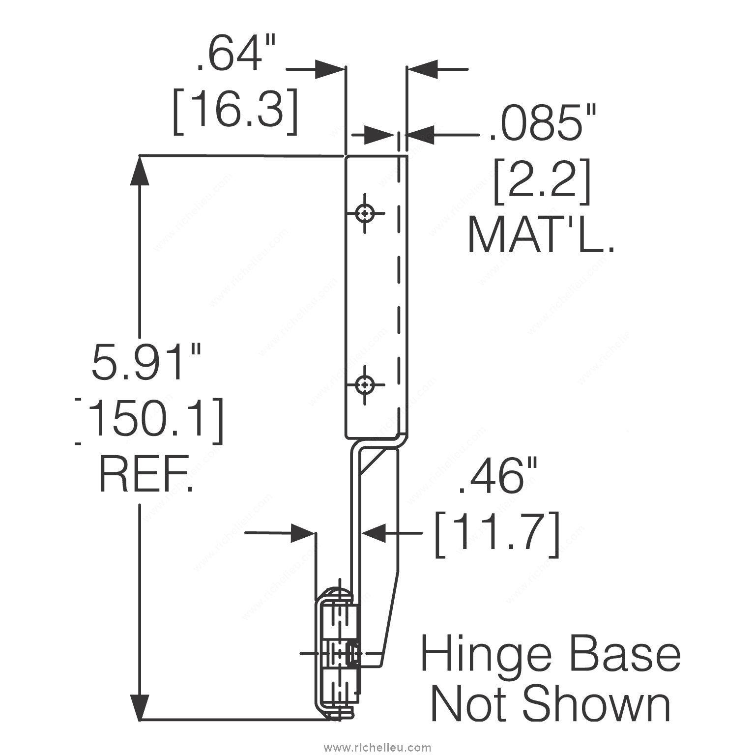 Series Flipper Door Slide Without Hinges
