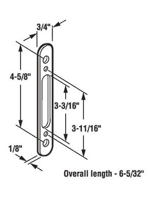Patio Door Strike Security Door Strike Wiring Diagram ~ Odicis