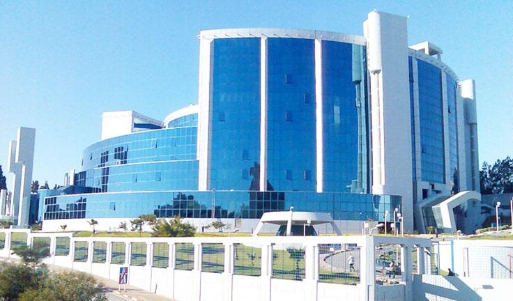 Algeria_Algiers_Ministere_finace