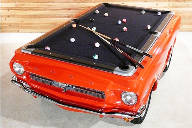 mustang-pool-table