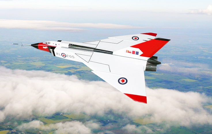 Canada-Avro_Arrow-Technology