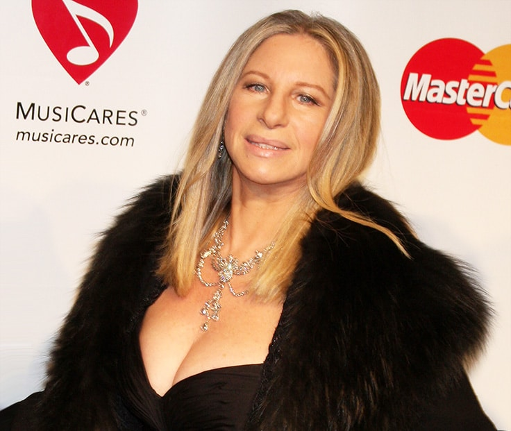 Barbra Streisand - Net Worth