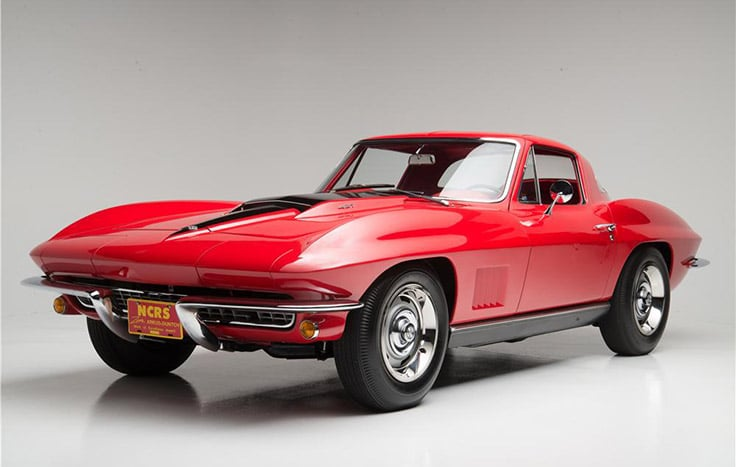 1967 Chevy Corvette L88