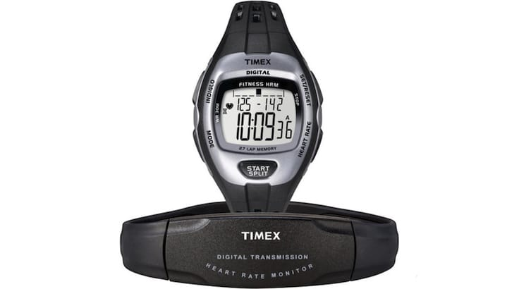 Timex Zone Trainer Digital Heart Rate Monitor