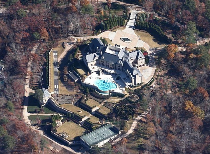 Tyler Perry House Atlanta