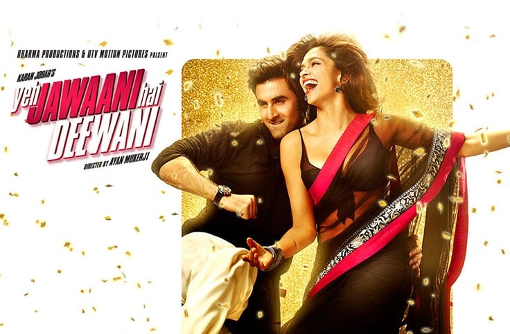 Yeh Jawaani Hai Deewani Bollywood Movie HD Wallpapers