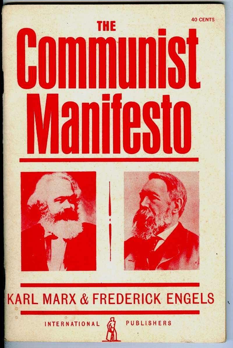 an analysis of the communist manifesto by karl marx and friedrich engels 139 quotes from the communist manifesto:  ― karl marx, the communist manifesto tags:  ― friedrich engels.