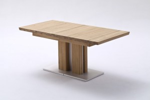 Esstisch Massivholz ausziehbar, Ausziehbarer Tisch Holz ...