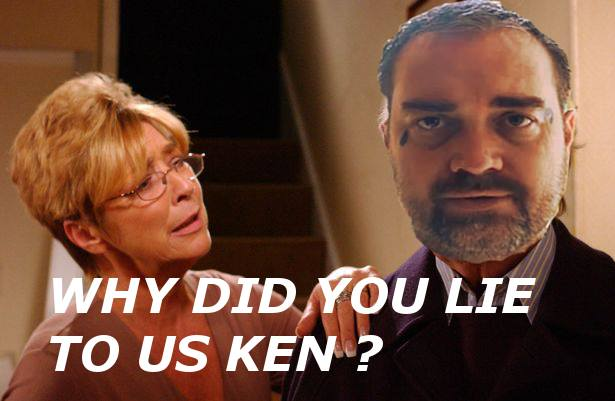 Where is Ken O'Keefe And Has He legally Ended War Yet? Just Wondering Like!