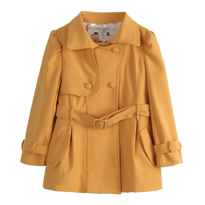 casual coat with all over cat printed lining