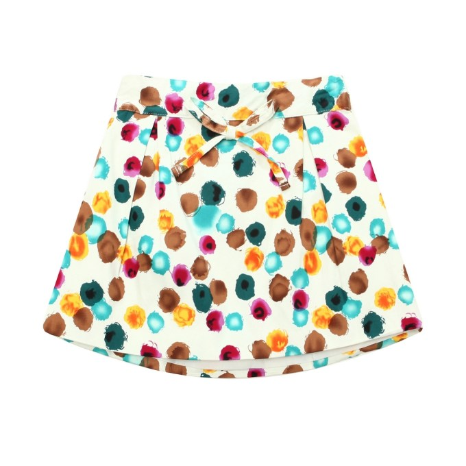 Cute Skirt with Bow