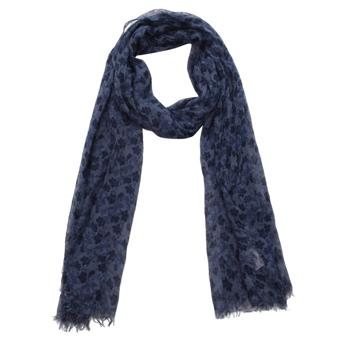 Scarf With All Over Prints