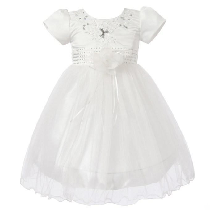 Princess Dress with Layered Bottom