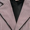 Leisure Striped Blazer