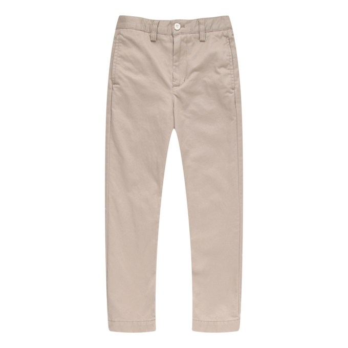 Leisure Cotton Pants
