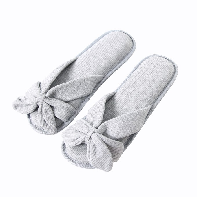 Comfort Bowknot Slippers
