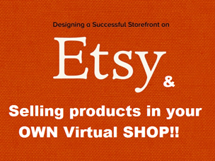 Sell Products on Etsy