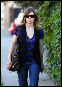 jessica biel wears tiffany