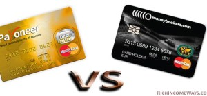 Payoneer vs Moneybookers