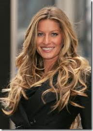 Gisele Bundchen Highest Paid Model