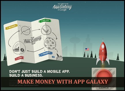 How to Make some Extra Cash with App Galaxy