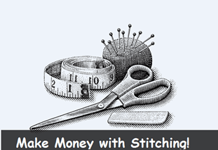 Make Money By Stitching