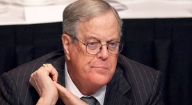 David Koch richest person