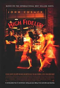 High Fidelity movie better than the novel